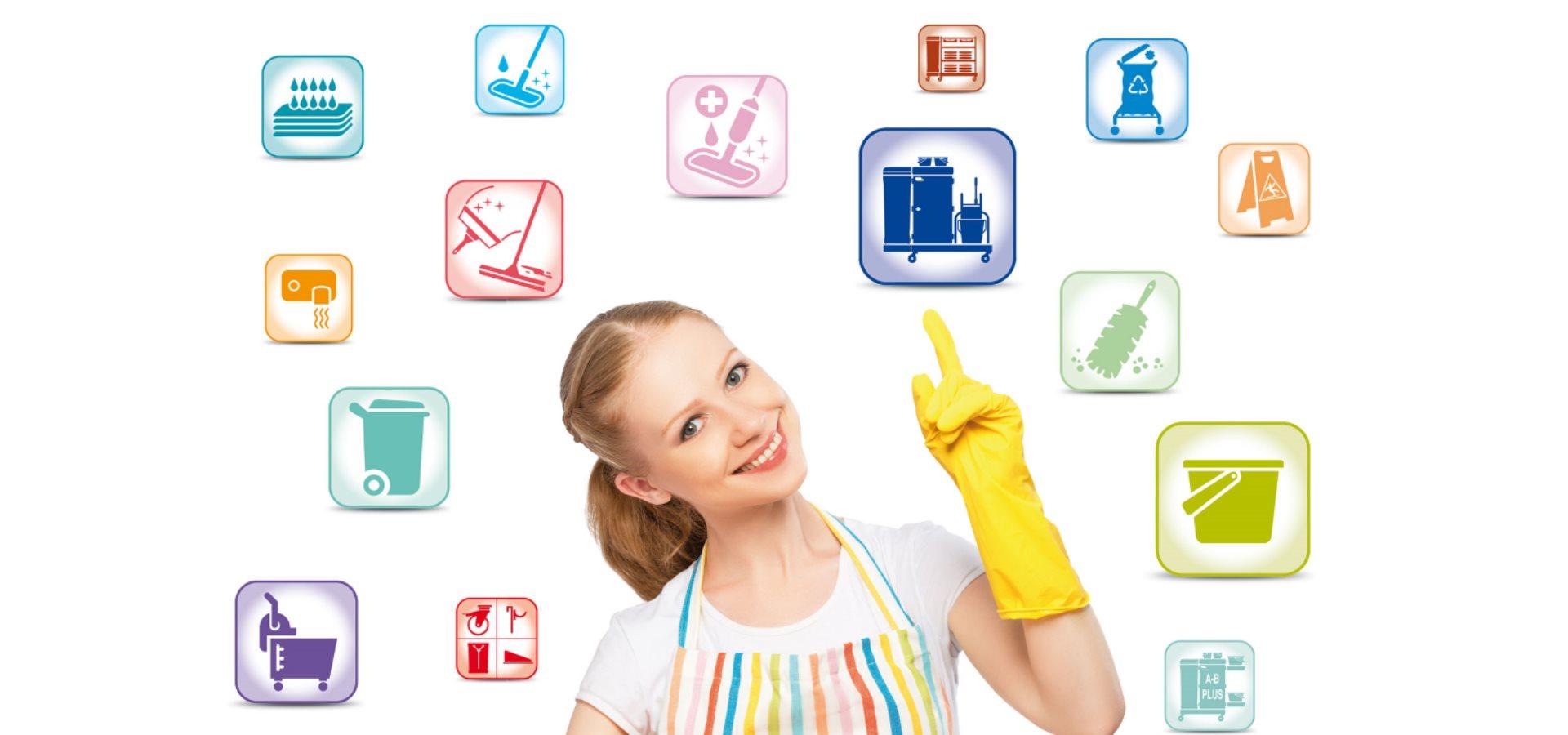 Ο Στόχος μας στον επαγγελματικό καθαρισμό - Ecoline