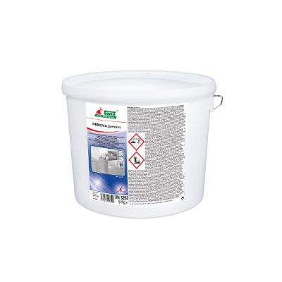 Σκόνη για το βασικό καθαρισμό σερβίτσιων RENOVA PERFORM | Ecoline