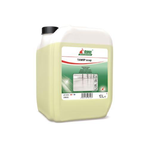 Ιδανική λύση για καθαρισμό συντήρησης TAWIP SOAP   Ecoline