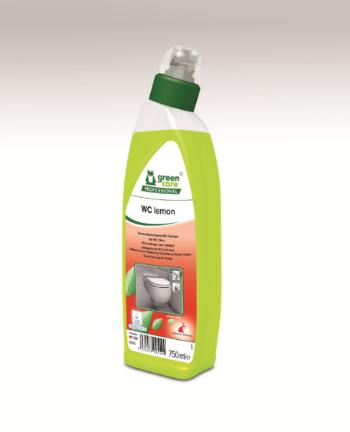 Καθαριστικό με κιτρικό οξύ για λεκάνες WC LEMON| Ecoline