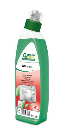 Καθαριστικό με κιτρικό οξύ για λεκάνες WC MINT   Ecoline