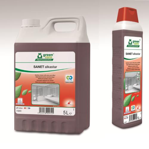 Καθαριστικό χώρων υγιεινής SANET ALKASTAR | Ecoline