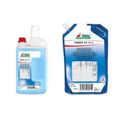 Αλκαλικό καθαριστικό γενικής χρήσης AZ 70 C NF | Ecoline