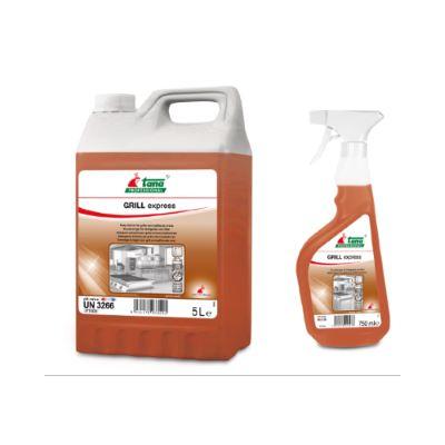 Καθαριστικό για καμένα λίπη και λάδια GRILL EXPRESS   Ecoline