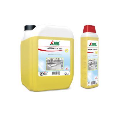 Ισχυρό όξινο καθαριστικό και απολυμαντικό APESIN KDR FOOD Ecoline