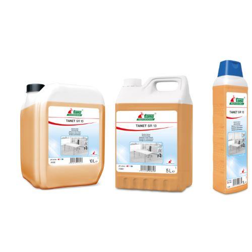 Ουδέτερο υγρό γενικού καθαρισμού TANET SR 13 | Ecoline