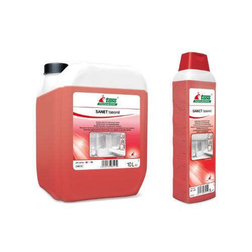 Υψηλής απόδοσης όξινο καθαριστικό SANET TASONIL   Ecoline
