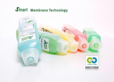 Νέα Οικολογικά προϊόντα με Τεχνολογία Μεμβράνης